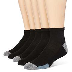 Hanes® 5-pk. X-Temp® Active Cool™ Quarter Socks