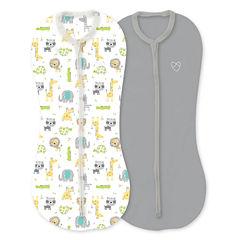 Summer Infant 2-pc. Swaddle Blanket