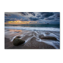 The Song of Water Canvas Wall Art