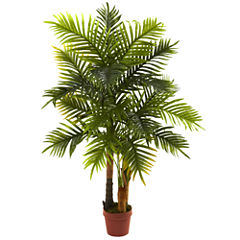 Nearly Natural 4-ft. Areca Palm Tree Real Touch