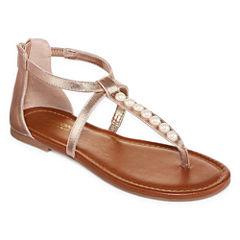Arizona Gracie Womens Flat Sandals