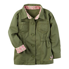 Carter's Girls Jacket-Toddler