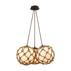 Elk Lighting Coastal Inlet Chandelier
