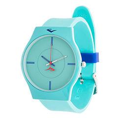 Everlast Womens Turquoise Analog Watch