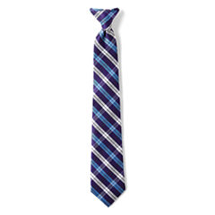 IZOD® Clip-On Tie - Boys One Size