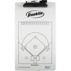 Franklin Sports Baseball Coaching Clipboard