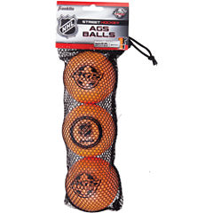 Franklin Sports Nhl Ags Pro High Density Ball 3-Pack