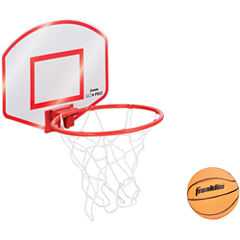 Franklin Sports Go-Pro® Basketball Hoop Set