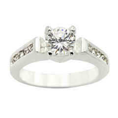 Sparkle Allure Wedding Band