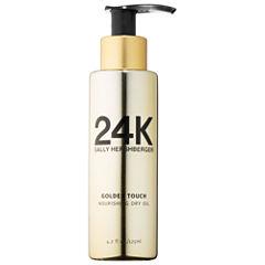Sally Hershberger 24K Golden Touch Nourishing Dry Oil