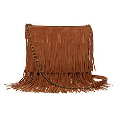 Arizona Fringe Crossbody Bag