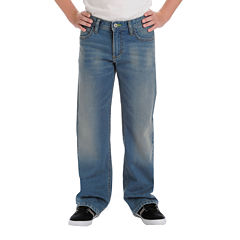 Lee® Sport Straight-Leg Jeans - Boys 8-20 and Husky