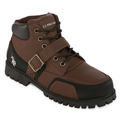 Us Polo Assn. Andes Mens Lace Up Boots