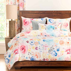 Siscovers Polka Dot Poppies Duvet Set