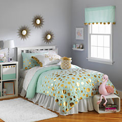 Frank and Lulu Gold Dust Comforter Set & Accessories