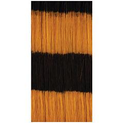 HairUware Clip-in Bright Stripes Gold/Black