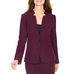 Chelsea Rose Long Sleeve Suit Jacket