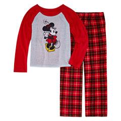 Disney Family Pajamas 2-pc. Minnie Mouse Pajama Set Unisex