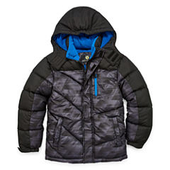 Xersion Heavyweight Puffer Jacket - Boys 8-20