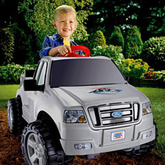 Fisher-Price Power-Wheels Ford F150
