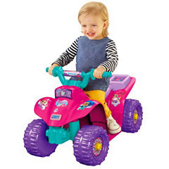 Mattel Fisher-Price Power-Wheels Nickelodeon Shimmer & Shine Lil????? Quad Ride On