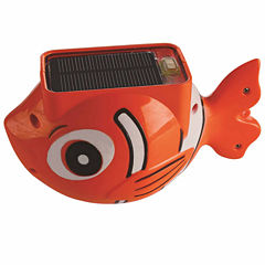Blue Wave Sun Fish Solar Floating Pool Light