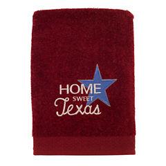 Avanti Home Sweet Texas Embroidered Hand Towel