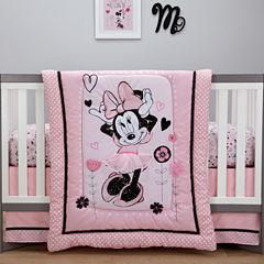 Crown Crafts Disney 3-pc. Crib Bedding Set