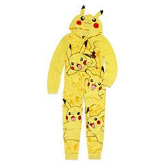 Pikachu One Piece Pajama - Boys