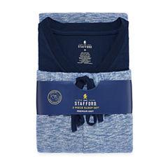 Stafford® Knit Pajama Set - Big and Tall