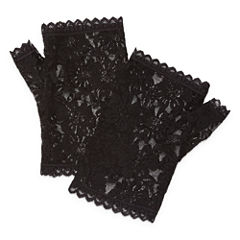 Spooky Streets Lace Gloves Dress Up Costume Womens