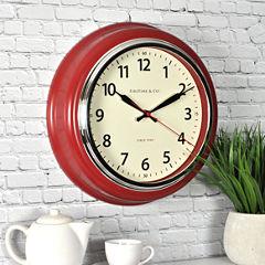 FirsTime® Cayenne Wall Clock