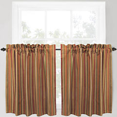 Park B. Smith® Raynier Rod-Pocket Window Tiers