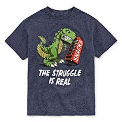 Snack Struggle Short Sleeve T-Shirt