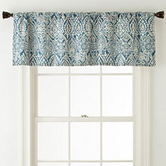 Eva Longoria Home Esme Rod-Pocket Tailored Valance