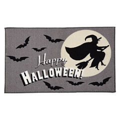 JCPenney Home™ Happy Halloween Rectangular Rug