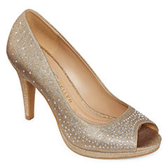 Andrew Geller Tayen Womens Pumps