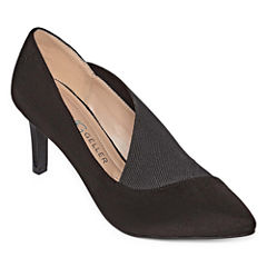 Andrew Geller Tucket Womens Pumps