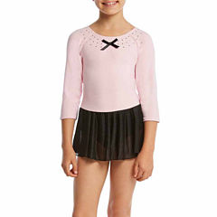Jacques Moret 3/4 Sleeve Dance Dress - Preschool