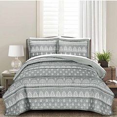Blissful Living Rayna Quilt Set
