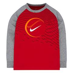 Nike N/A Graphic T-Shirt-Toddler Boys