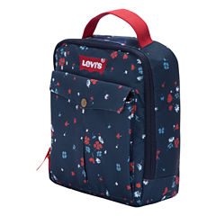 Levi Floral Lunch Tote