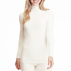 Cuddl Duds® Softwear Long-Sleeve Turtleneck Shirt