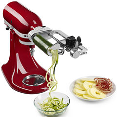 KitchenAid® 5 Blade Spiralizer with Peel, Core and Slice KSM1APC