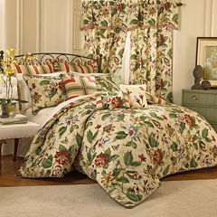 Waverly® Laurel Springs 4-pc. Comforter Set & Accessories