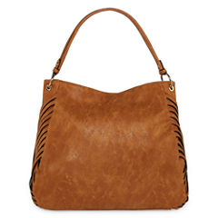 Louis Cardy Woven Gusset Large Tote Bag