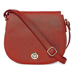 Boiyi Turnlock Crossbody Bag
