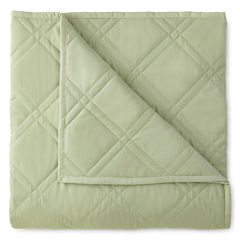 JCPenney Home™ Quilted Down Alternative Blanket