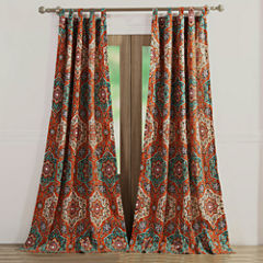 Barefoot Bungalow Sofia Tab-Top Curtain Panel