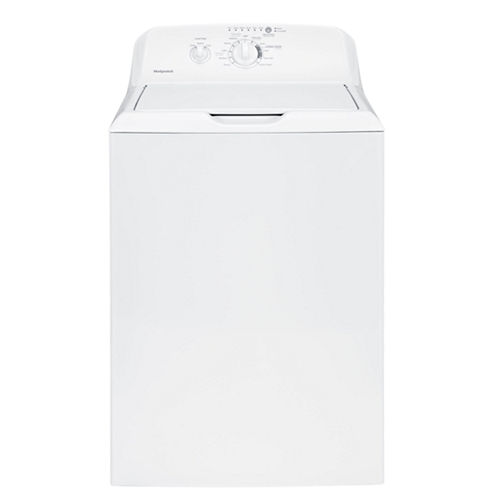 Hotpoint® 3.8 DOE cu. ft. Capacity Stainess SteelBasket Washer